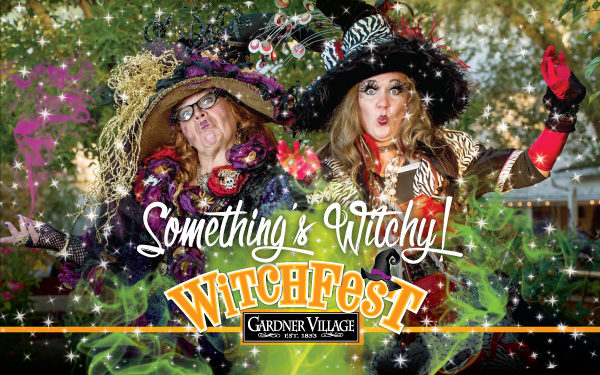 gardner village witchfest