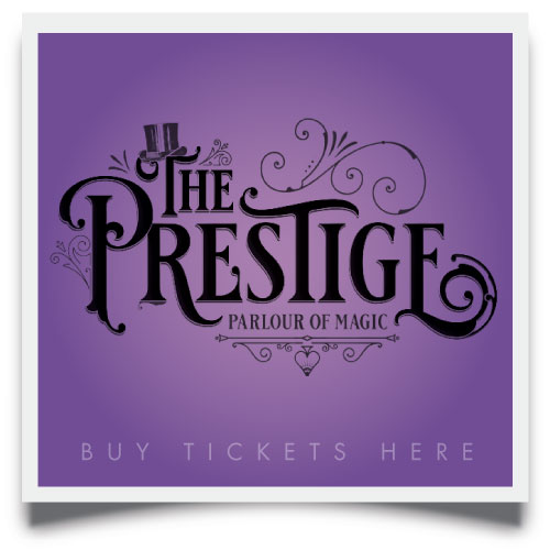 prestige parlour of magic
