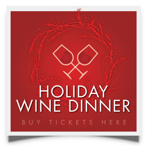 holiday wine dinner