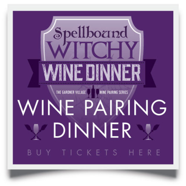 Spellbound Witchy Wine Dinner 2019 Spellbound Witchy Wine Dinner